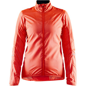 Craft Essence Light Wind Jacket Women, shock
